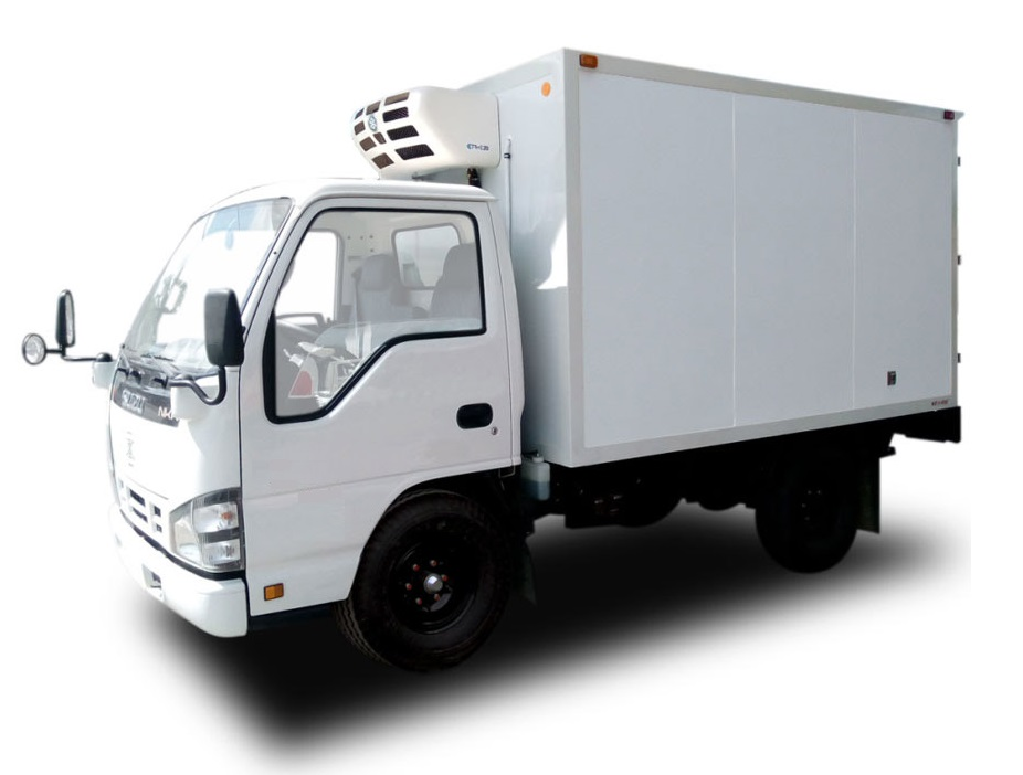 Isuzu NKR Reefer Box